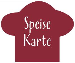 Speisekarte Cafe Klatsch